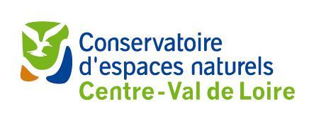 Logo du Conservatoire régional d'espaces naturels du Centre-Val de Loire